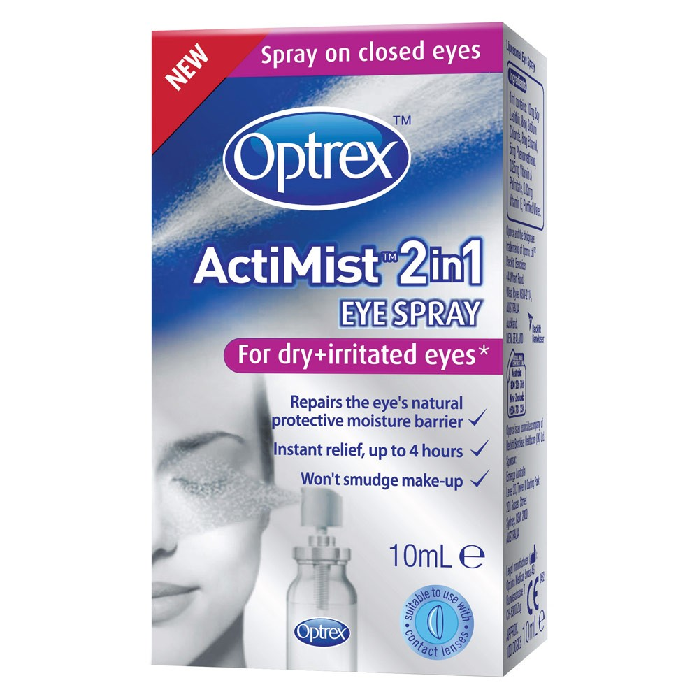 Optrex ActiMist 2 in 1 Eye Spray