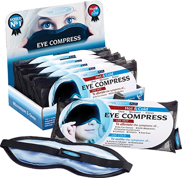 The Eye Dr Plus Hot & Cold – Eye Compress