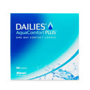 DAILIES Aqua Comfort Plus - 90 pack