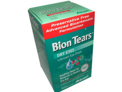 Bion Tears Preservative Free Bion Tears Preservative
