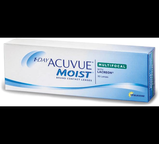 d1dd041eaa 1 Day Acuvue MOIST Multifocal - 30 pack 1 Day Acuvue MOIST ...