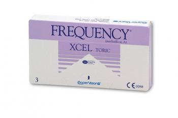 Frequency XR Toric 3 pack