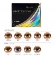 Air Optix COLOURS