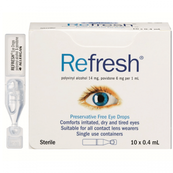 Refresh Eye Drops 30 pack