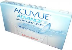 Acuvue Advance - DISCONTINUED