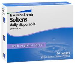 Soflens Daily Disposable - 90 pack