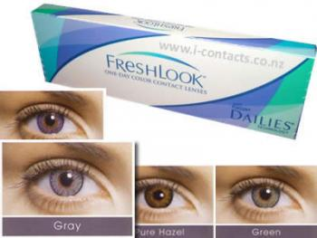 Freshlook 1 day Colors - GREY
