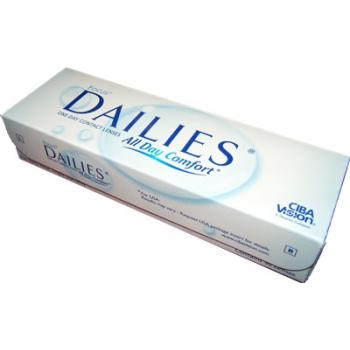 Focus DAILIES All Day Comfort - 30 pack