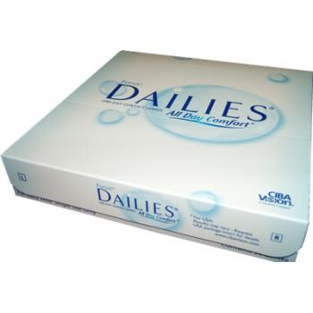 Focus DAILIES All Day Comfort - 90 pack