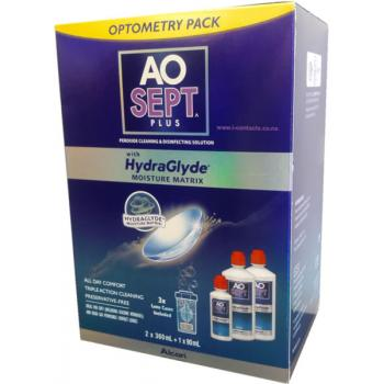 AO Sept Plus HydraGlyde Value Pack