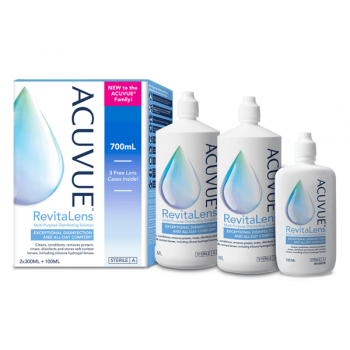 Acuvue RevitaLens Multipurpose Solution Value Pack