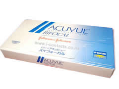 Acuvue Bifocal - DISCONTINUED