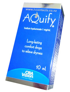 Aquify Dry Eye Comfort Drops - DISCONTINUED