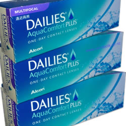 DAILIES Aqua Comfort Plus Multifocal 90pk