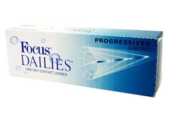 Focus DAILIES Progressives - 30 pack