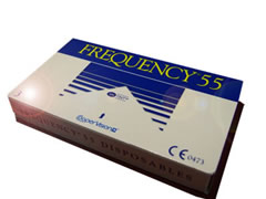 Frequency 55 - DISCONTINUED