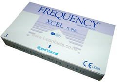 Frequency Xcel Toric - DISCONTINUED