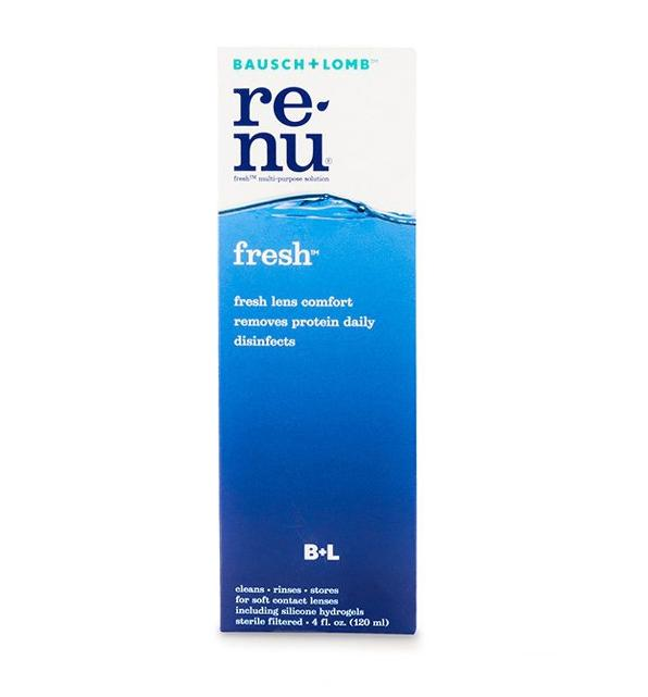 Renu fresh solution 120mls